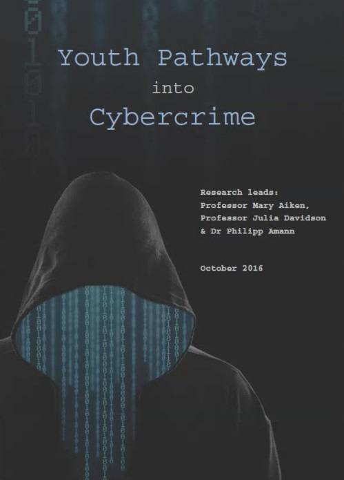 "paper ""Youth Pathways into Cybercrime"""