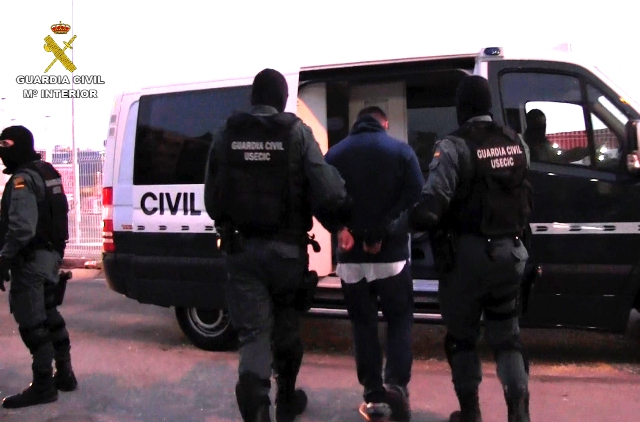 International Vehicle Theft And Trafficking Ring Busted In Spain