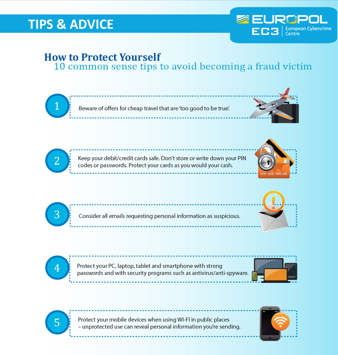 10 common sense tips to avoid becoming a fraud victim ...