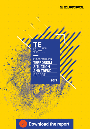 2017 EU Terrorism Report: 142 failed, foiled and completed