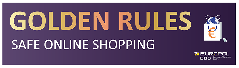 Golden Rules - Safe Online Shopping