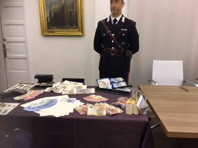 Europol and Italian law enforcement authorities dismantle