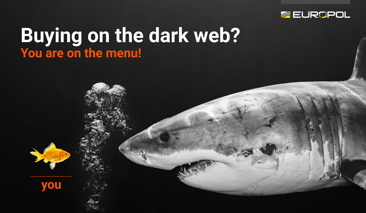 Global law enforcement action against vendors and buyers on the dark web