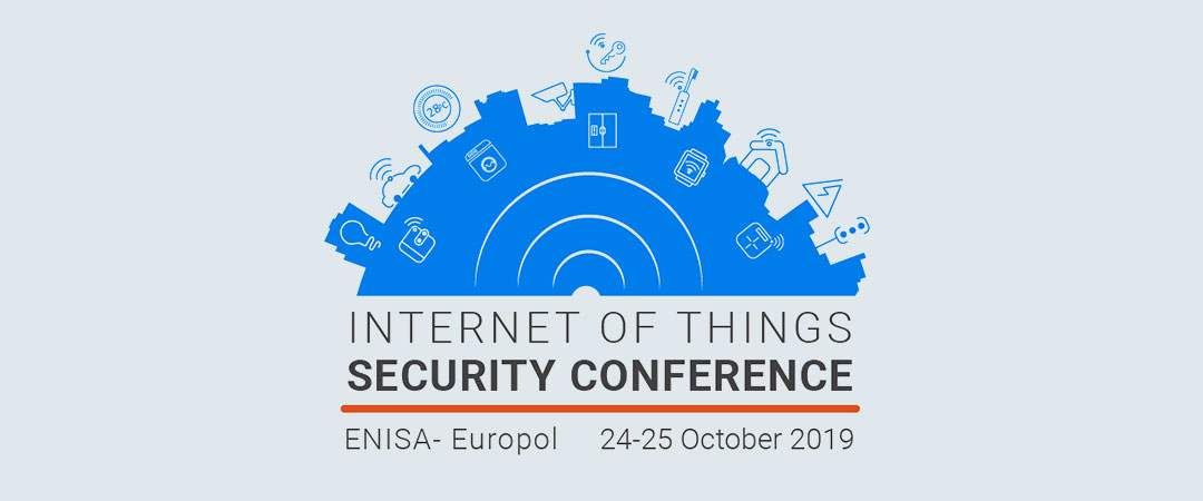 3rd ENISA - Europol IoT Security Conference | Europol