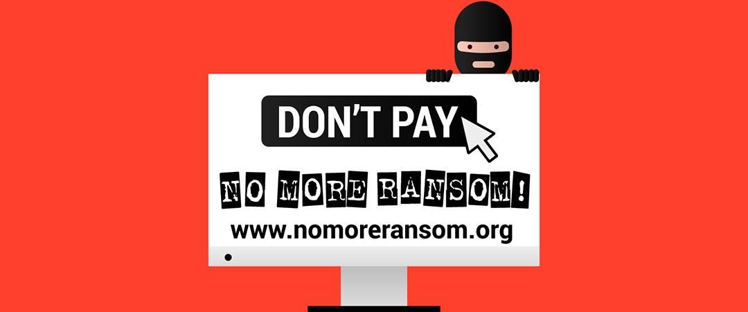 No More Ransom - mafaili udukuzi
