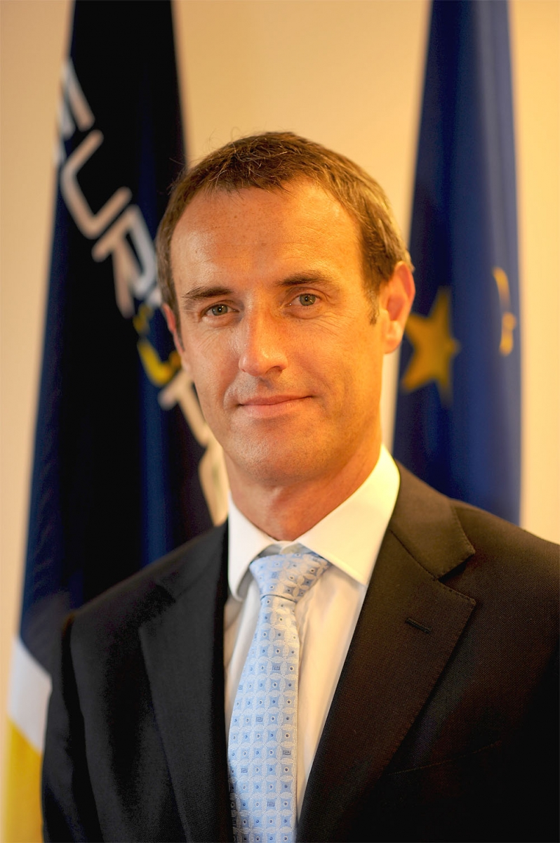 Picture of Rob Wainwright, Director of Europol