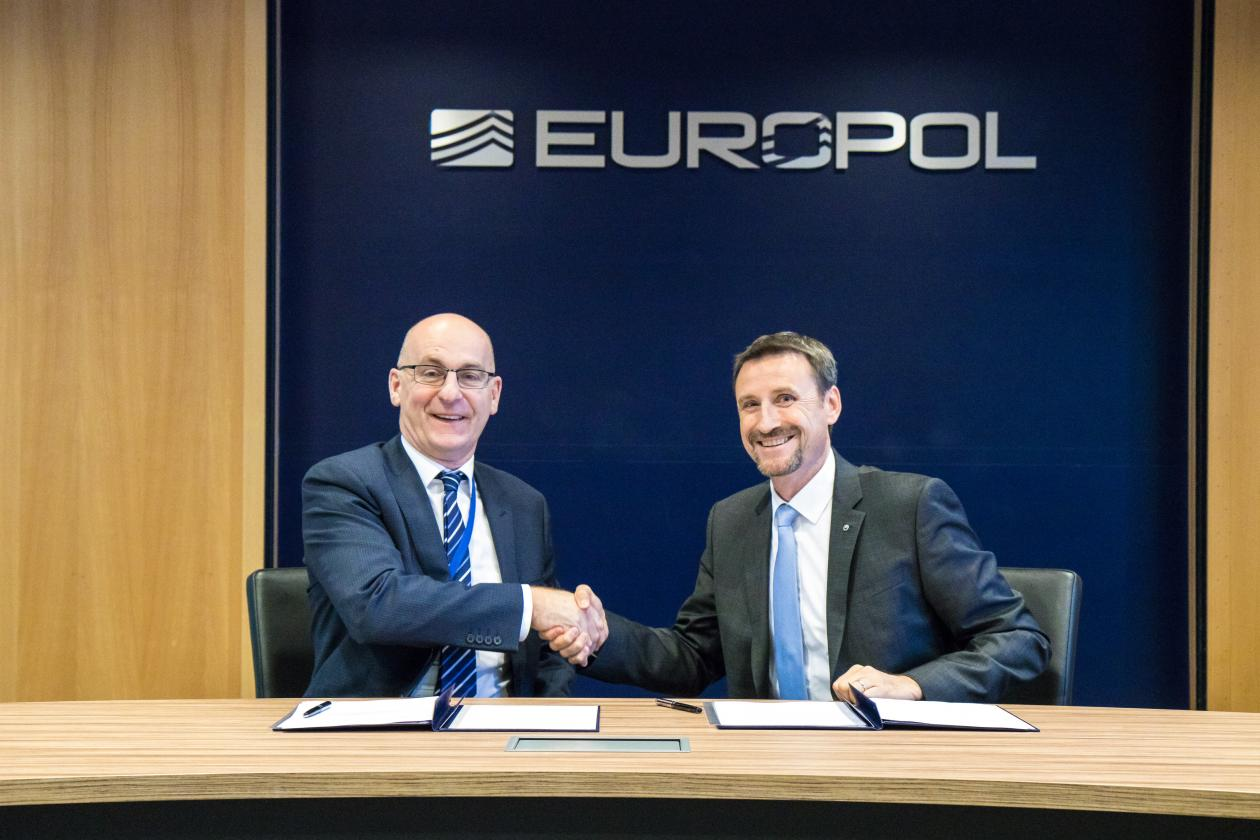 Europol and NTT Security