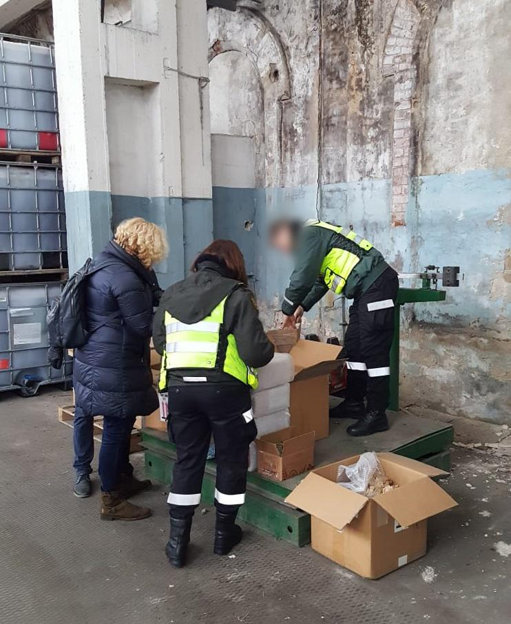 Over €100 million worth of fake food and drinks seized in