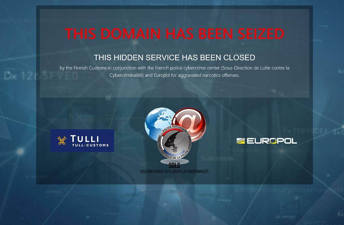 Double blow to dark web marketplaces | Europol