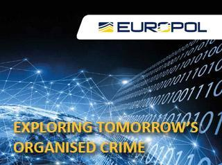 Exploring Tomorrow's organised Crime Cover photo