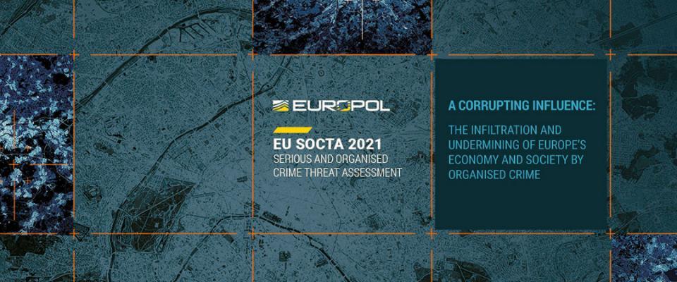 EU SOCTA 2021