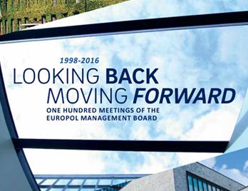 Looking back, moving forward: one hundred meetings of the Europol Management Board cover photo