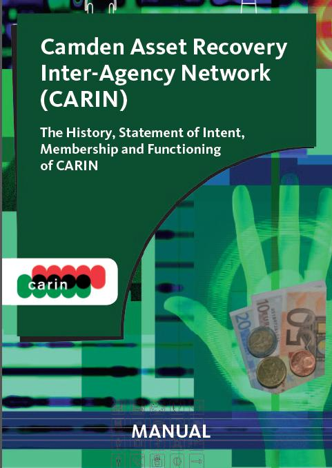 Camden Asset Recovery Inter-Agency Network (CARIN) Manual cover photo