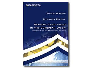 Payment Card Fraud in the European Union Report cover photo