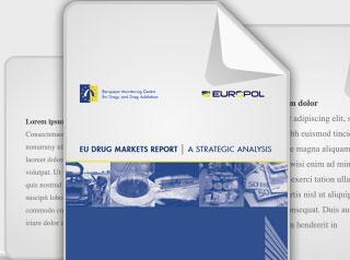 EU drug markets report: a strategic analysis cover