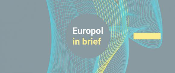 Europol in Brief 2017