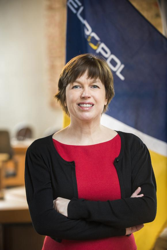 Catherine De Bolle, Europol's Executive Director