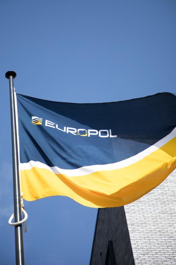 Europol's Flag