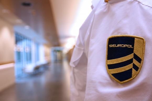 Europol's Badge