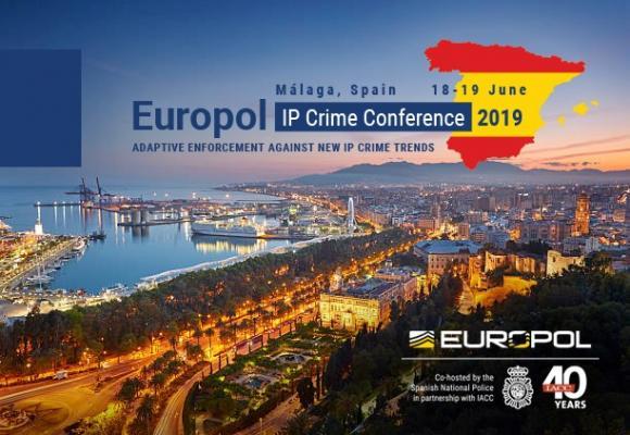 Europol IPC Conference - Malaga 2019