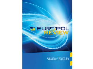Europol Review 2012 cover