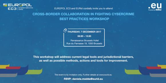 """Cross-Border Collaboration in Fighting Cybercrime"" best-practices workshop"