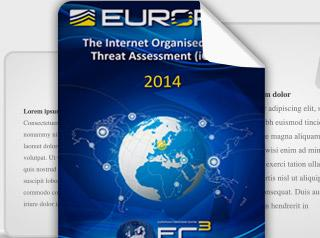 The Internet Organised Crime Threat Assessment (iOCTA) cover