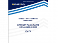 iOCTA: Threat Assessment on Internet Facilitated Organised Crime cover