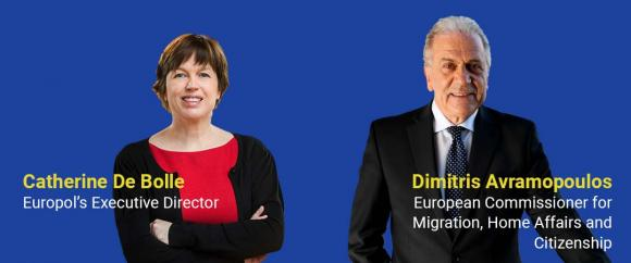 Joint statement Catherine De Bolle - Dimitris Avramopoulos