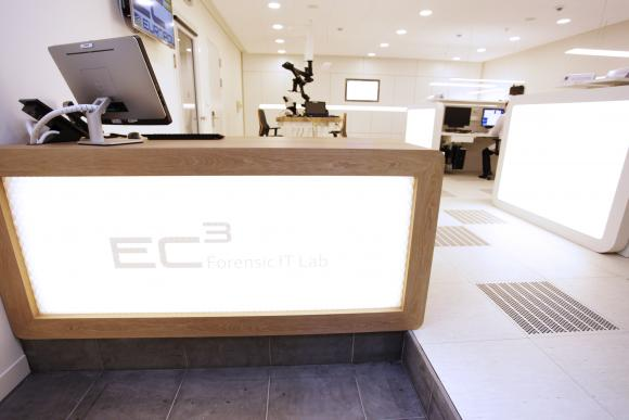 European Cybercrime Centre - EC3 Forensic IT Lab