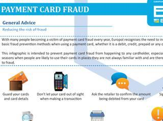 Payment Card Fraud general advice