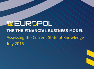 The thb financial business model report cover photo