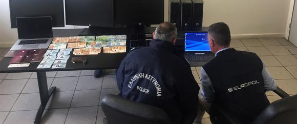 e8d4cc4e8 Smuggling network creating look-alikes busted in Greece