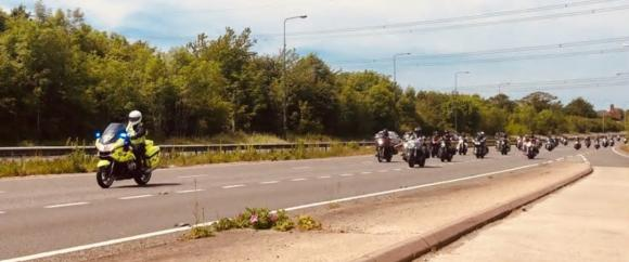 Hells Angels Euro Run 2019