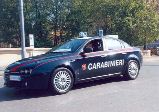 Carabinieri Corps (Italy)