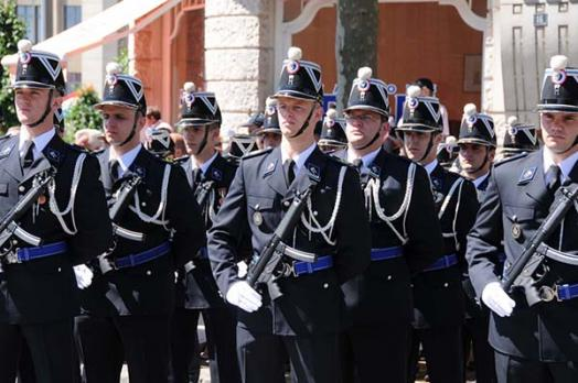Grand–Ducale Police (Police Grand-Ducale) - Luxembourg