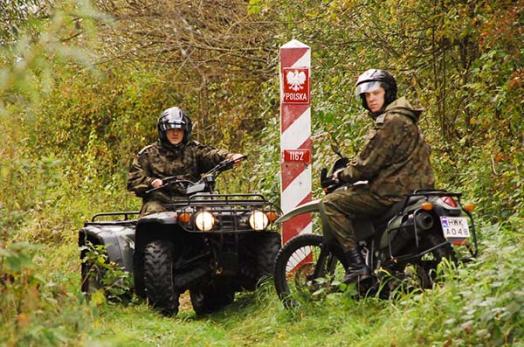 Border Guard (Straż Graniczna) - Poland